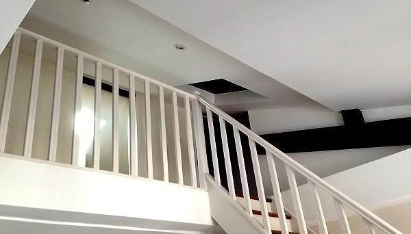 photo 006 - loft décoration - peinture et parquet - la garenne colombes