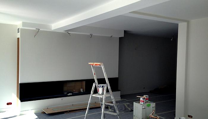 photo 009 - loft décoration - peinture et parquet - la garenne colombes