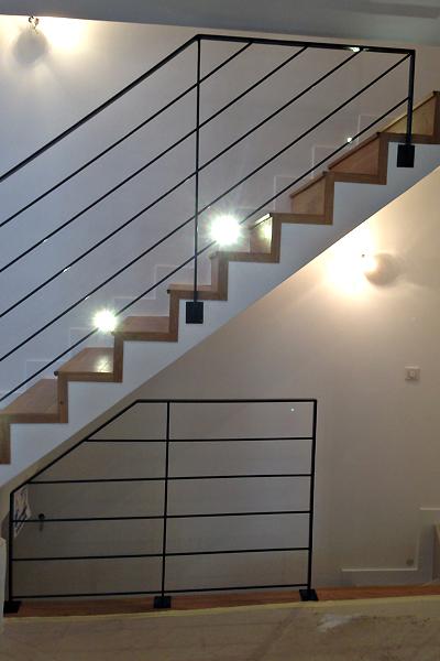 photo 029 - loft décoration - peinture et parquet - la garenne colombes