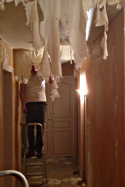 photo 038 - loft décoration - peinture et parquet - la garenne colombes